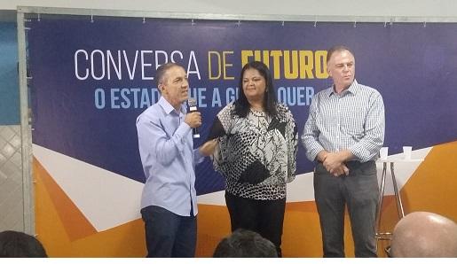 ACONTECEU NA ASSES A CONVERSA DO FUTURO