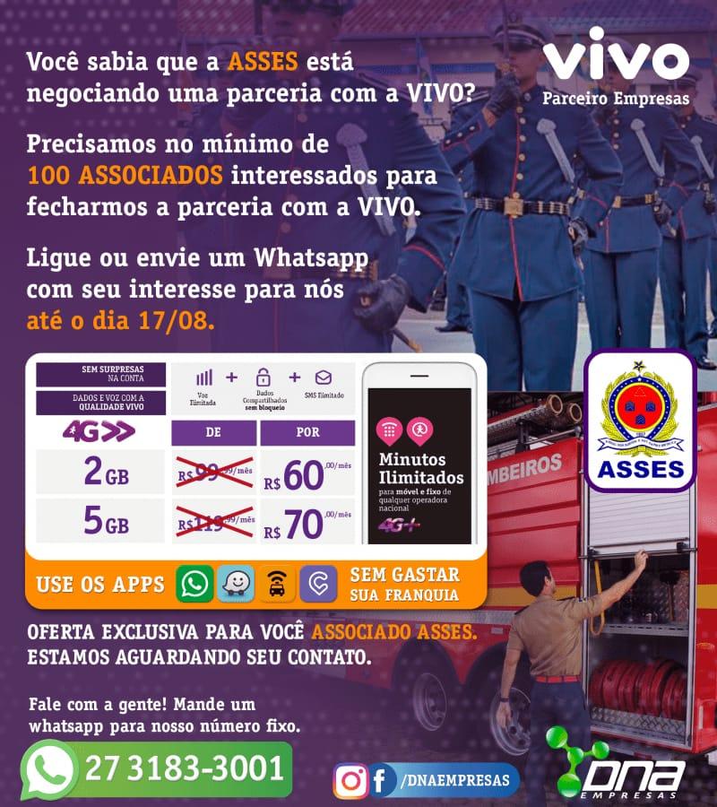 PESQUISA PLANO DE INTERNET VIVO