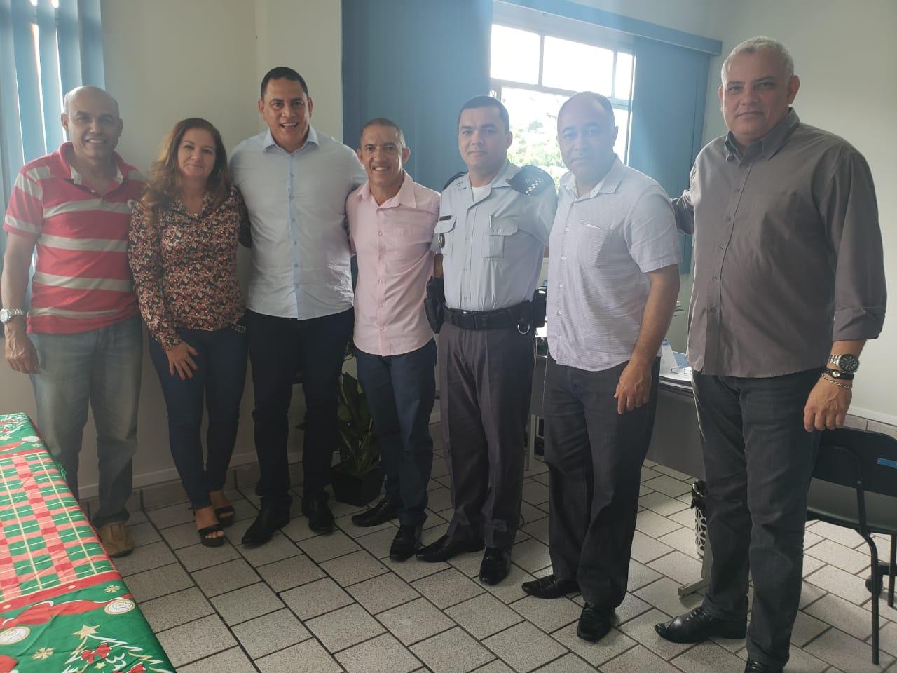 CAFE DA MANHA COM DEPUTADO FEDERAL