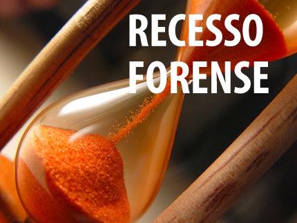 RECESSO FLORENSE