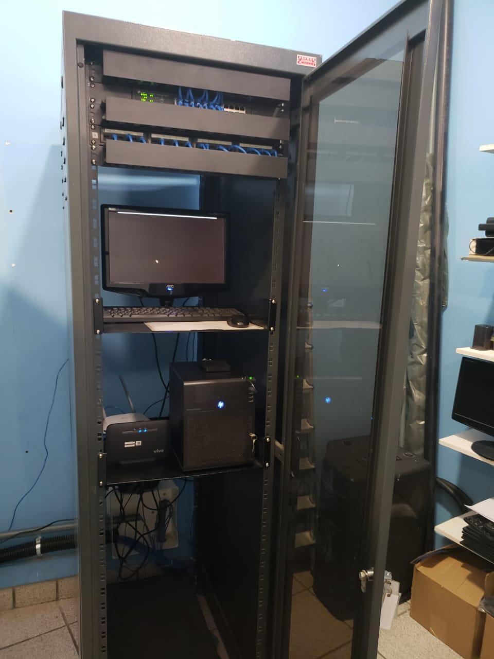 Manutenção da Rede de Informática