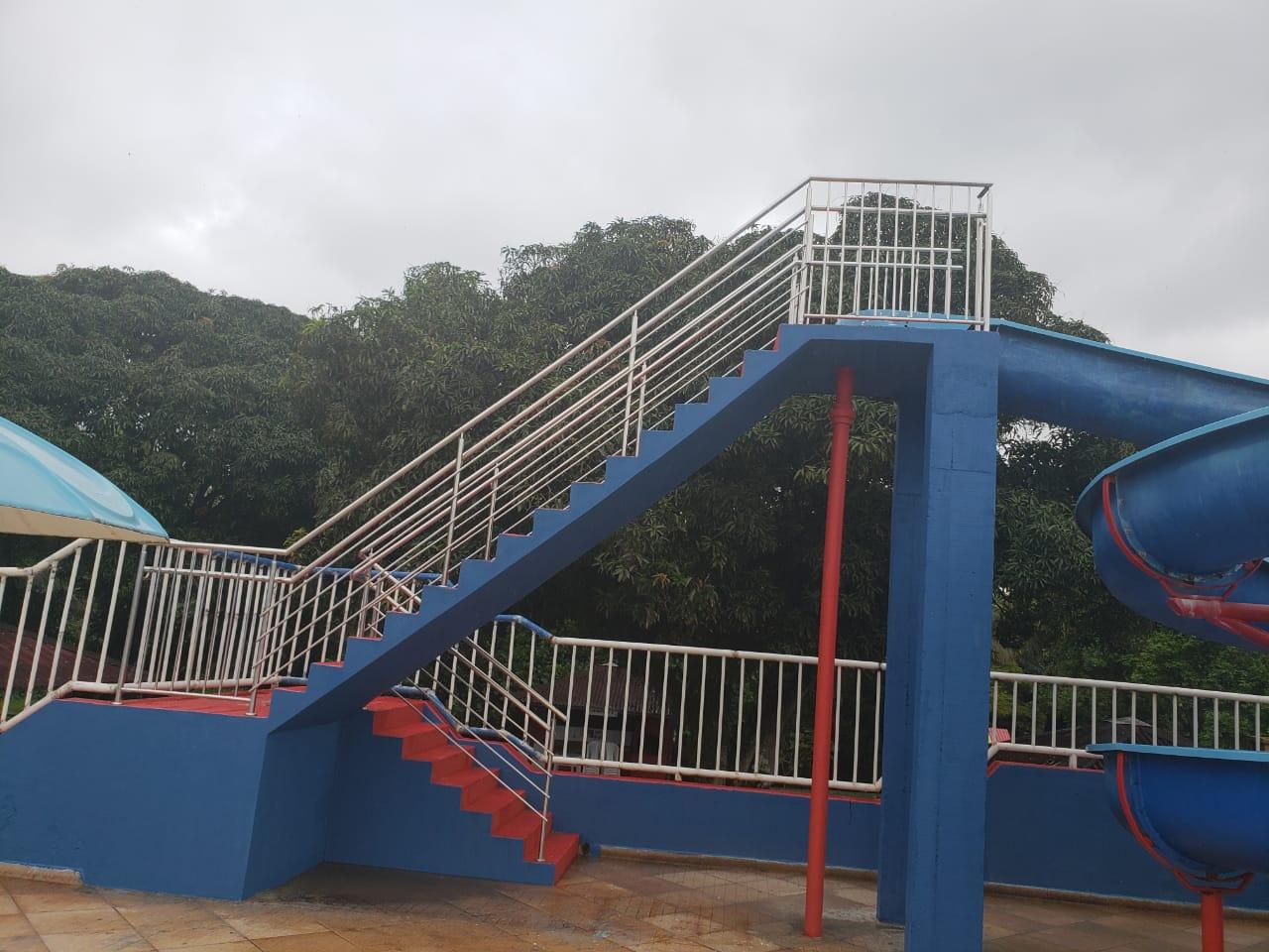 Obras Conclusas do Toboágua