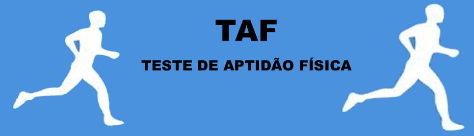 Mudança na aplicação do TAF
