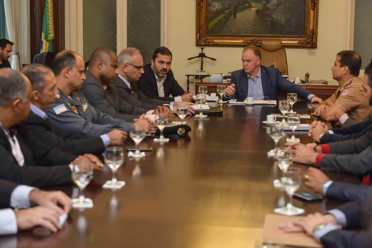 Reunião com Governo