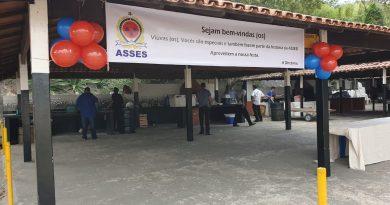 Almoço de Confraternização RR  01 de maio 2019.