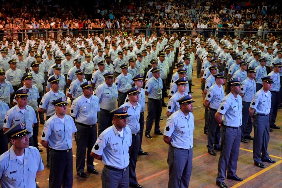 Formatura de 500 Sargentos