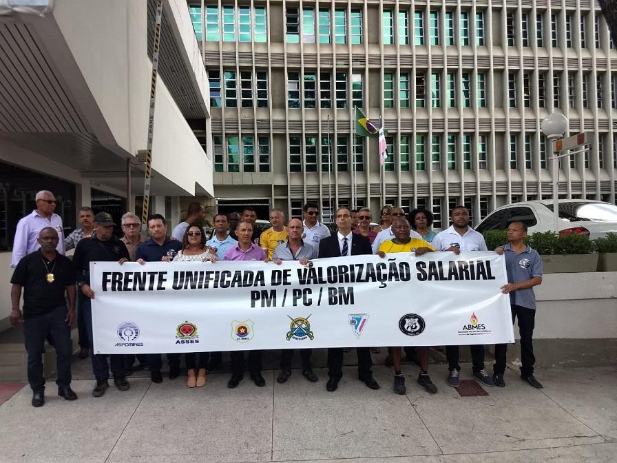 PROTESTO POR REPOSIÇÃO SALARIAL