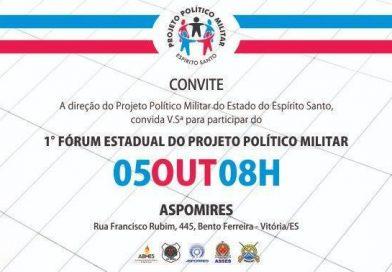 PROJETO POLITICO MILITAR – PPMES
