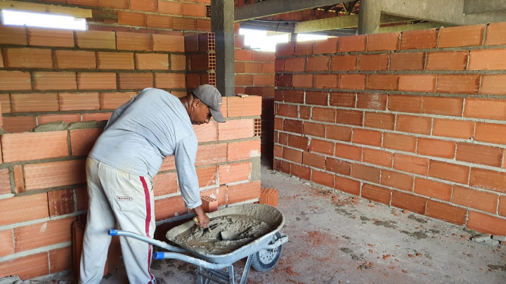 Obras do novo hotel em Bicanga tem previsão para 2º semestre 2021.
