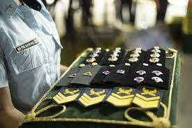 ASSES parabeniza todos os militares capixabas pelas recentes promoções