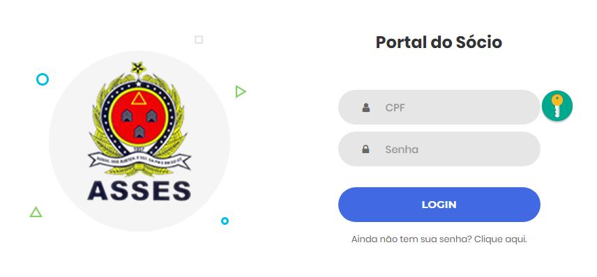 ACESSE O PORTAL DO SÓCIO