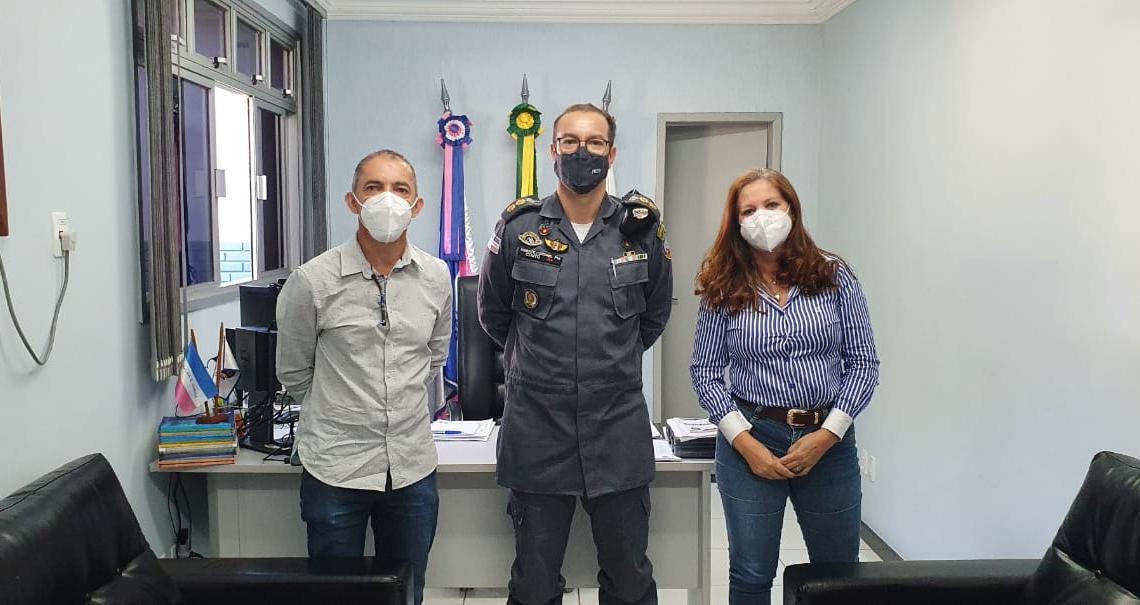 DIRETORIA DA ASSES APRESENTA SUGESTÕES DOS ALUNOS PARA A ACADEMIA DE POLÍCIA MILITAR (APM/ES)
