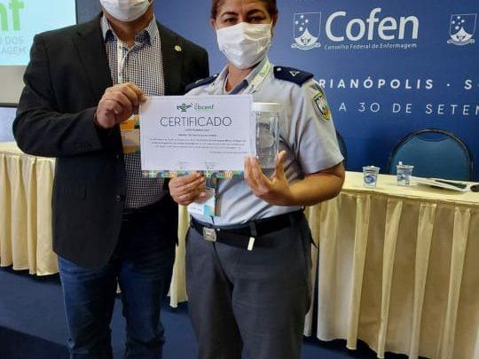 Orgulho: Associada participa de evento nacional em Florianópolis