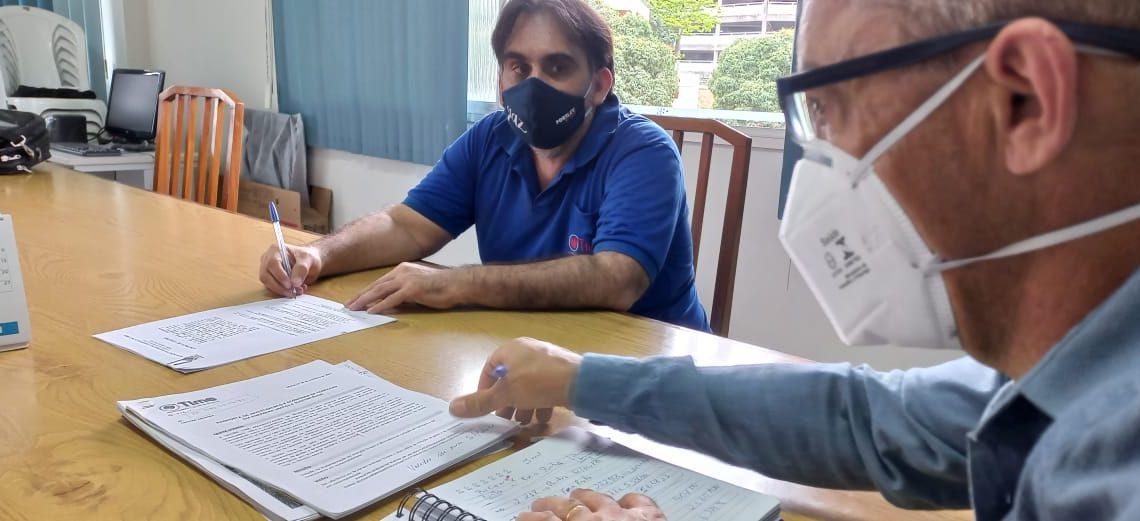 Novo convênio: ASSES define empresa que vai implantar sistema de energia limpa para associados